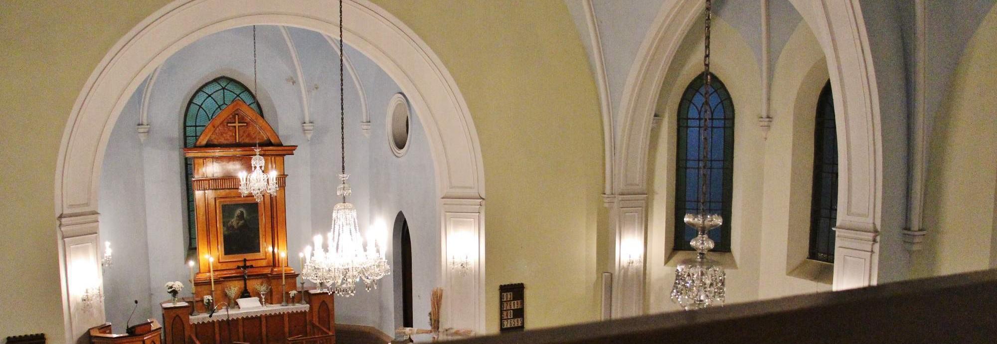 Farní sbor Slezské církve evangelické a. v. v Bohumíně