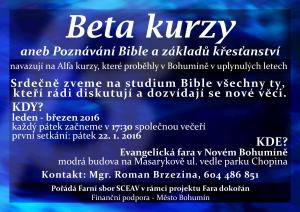 beta kurzy